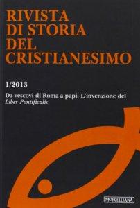 Copertina di 'Rivista di storia del cristianesimo (2013)'