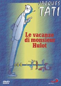 Copertina di 'Le vacanze di Monsieur Hulot'