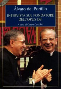 Copertina di 'Intervista sul fondatore dell'Opus Dei'