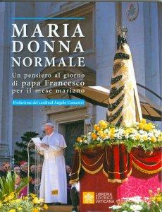 Copertina di 'Maria donna normale'