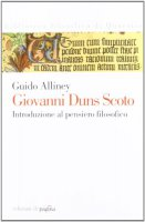 Giovanni Duns Scoto - Alliney Guido