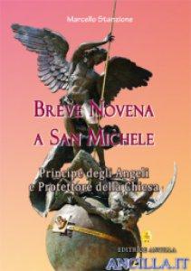 Copertina di 'Breve novena a san Michele arcangelo, principe degli angeli e protettore della Chiesa'