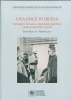 Una voce in difesa - Pontificio Comitato di Scienze Storiche