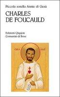 Charles de Foucauld - Annie di Gesù