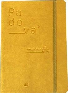 Copertina di 'Agenda Pado_va' 2019 gialla'