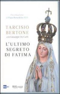 Copertina di 'L' ultimo segreto di Fatima'