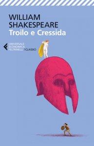 Copertina di 'Troilo e Cressida'