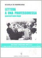 Lettera a una professoressa - Milani Lorenzo