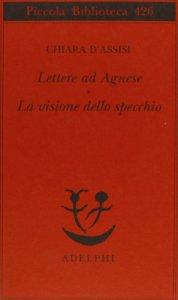 Copertina di 'Lettere ad Agnese. La visione dello specchio'