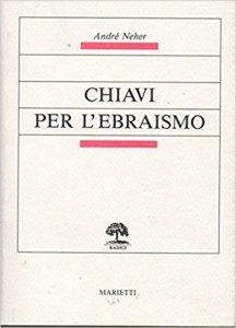 Copertina di 'Chiavi per l'ebraismo'