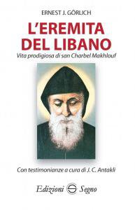 Copertina di 'L'eremita del Libano'