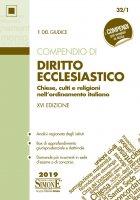 Compendio di Diritto Ecclesiastico - Federico del Giudice