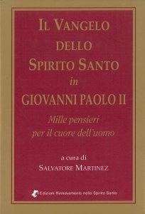 Copertina di 'Il vangelo dello spirito santo in Giovanni Paolo II'