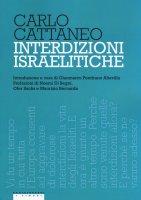 Interdizioni israelitiche - Carlo Cattaneo