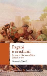 Copertina di 'Pagani e cristiani'