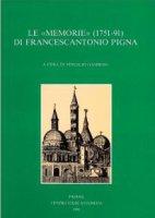 Le «Memorie» (1751-1791) di Francescantonio Pigna - Pigna Francescantonio