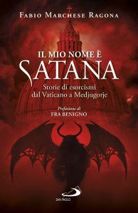Copertina di 'Il mio nome è Satana'