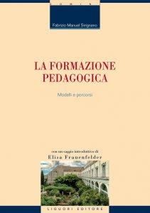 Copertina di 'La formazione pedagogica'