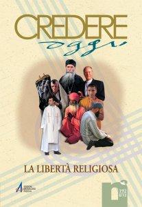 Copertina di 'Per una legge organica sulla libertà religiosa'