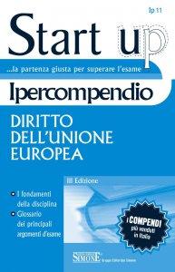 Copertina di 'Ipercompendio di Diritto dell'Unione europea'
