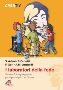 Copertina di 'I laboratori della fede'