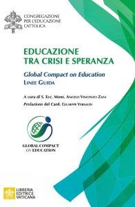 Copertina di 'Educazione tra crisi e speranza'