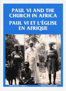 Copertina di 'Paul VI and the church in Africa-Paul VI et l'église en afrique'