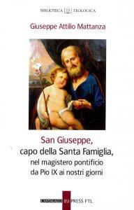 Copertina di 'San Giuseppe capo della santa famiglia'