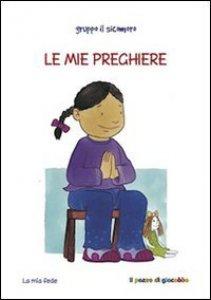 Copertina di 'Le mie preghiere'
