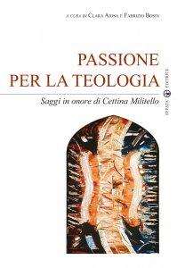 Copertina di 'Passione per la teologia'