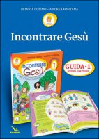 Progetto Emmaus Vol. 1. Incontrare Ges� - Monica Cusino, Andrea Fontana