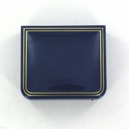 Copertina di 'Scatolina blu portarosario cm 7,5X6,5'