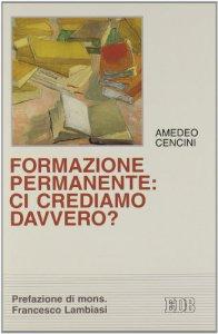 Copertina di 'Formazione permanente: ci crediamo davvero?'