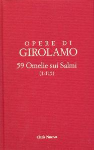 Copertina di 'Omelie sui Salmi (1-115)'