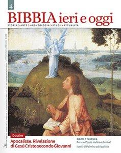Copertina di 'Bibbia ieri e oggi. Numero 4 Apocalisse'