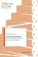 La prosa parlata - Matteo Grassano
