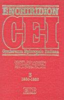Enchiridion CEI. 3