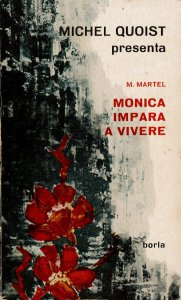 Copertina di 'Monica impara a vivere'
