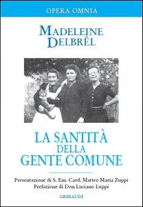 Copertina di 'La santità della gente comune'