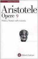 Opere - Aristotele