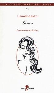 Copertina di 'Senso. Controromanzo classico'