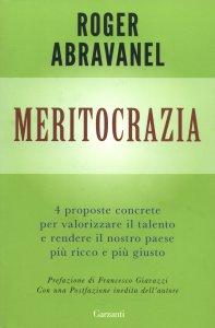 Copertina di 'Meritocrazia'
