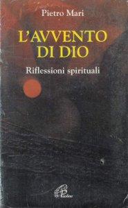 Copertina di 'L' avvento di Dio. Riflessioni spirituali'