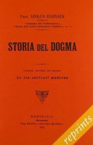 Copertina di 'Manuale di storia del dogma (rist. anast. 1914) vol.7'