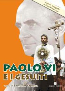 Copertina di 'Paolo VI e i Gesuiti'