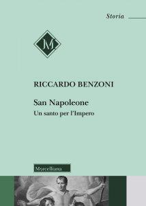 Copertina di 'San Napoleone. Un santo per l'impero'