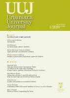Urbaniana University Journal . 1/2020: La chiesa locale e l'agire pastorale - Pietro Angelo Muroni , Vito Mignozzi , Francis V. Anthony , Paolo Miccoli , Nicola Rotundo