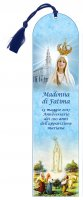 """Segnalibro """"Madonna di Fatima"""" - cm 5,5 x 22,5"""