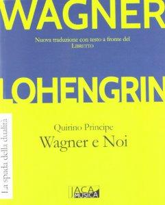 Copertina di 'Lohengrin'