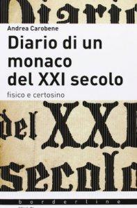 Copertina di 'Diario di un monaco del XXI secolo'
